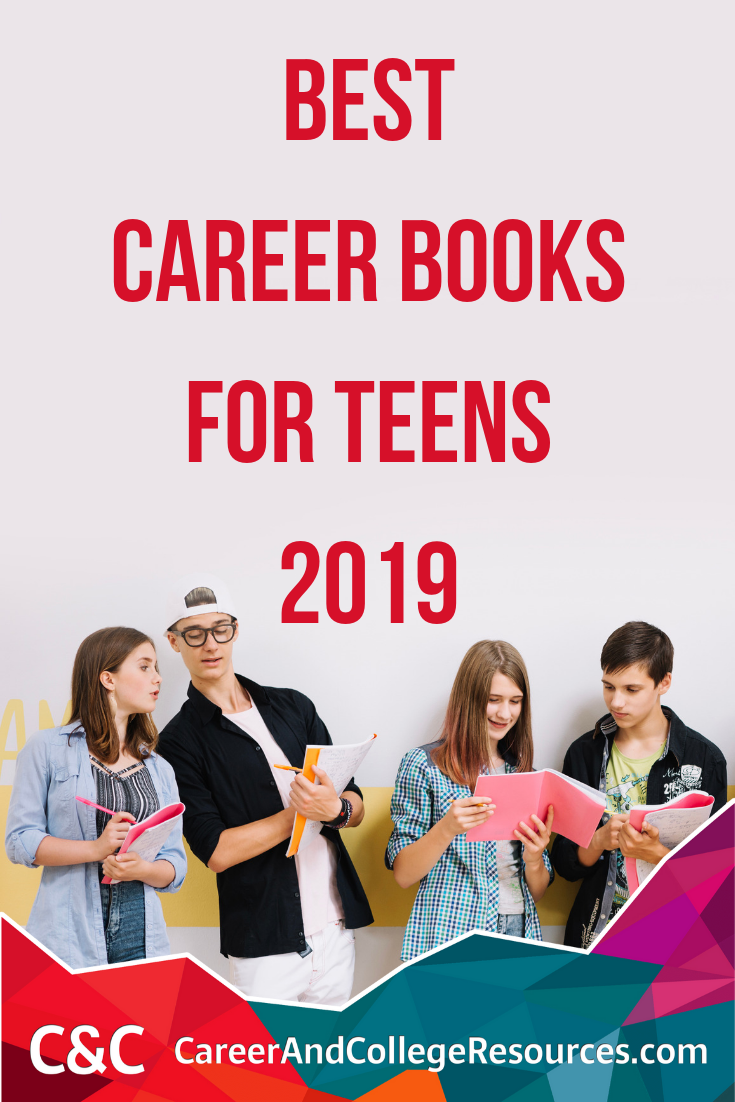 Best career books for teens 2019. #highschool #guidancecounselor #career
